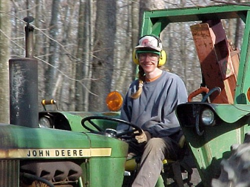 Women in forestry