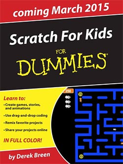Breen book Scratch for Kids